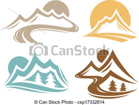 Mountain range Illustrations and Clip Art. 4,144 Mountain range.