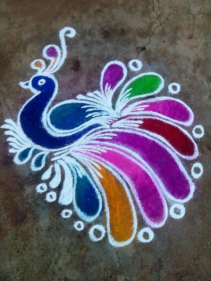 25+ best ideas about Rangoli Designs on Pinterest.