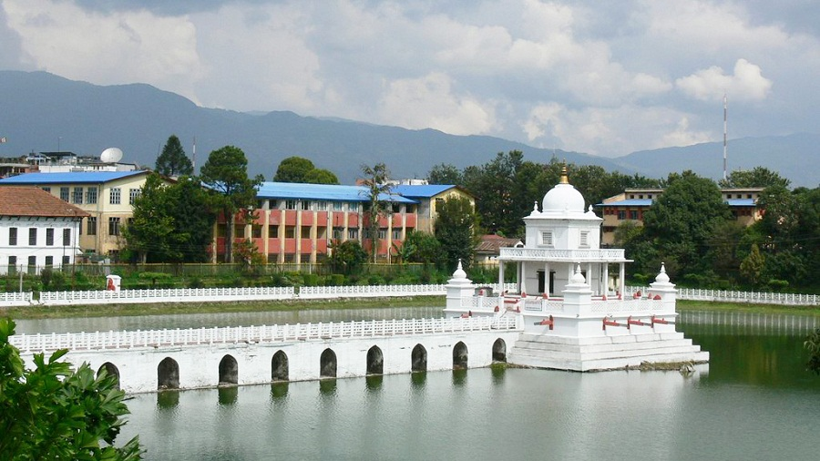 Rani Pokhari to be cleaned up.