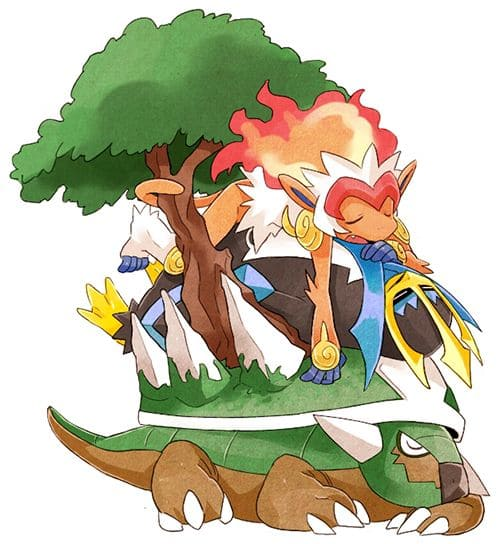 Ranking the Starters from Pokemon.