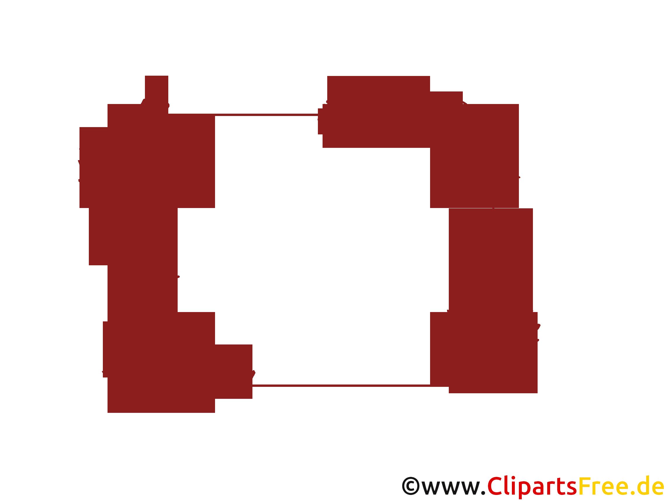 Blumenranke ecke clipart.