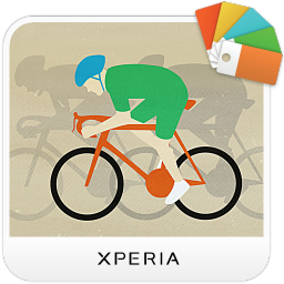 XPERIA™ Cycling Theme App Ranking and Store Data.