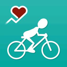 iBiker Cycling Tracker & Heart Rate Trainer App Ranking and Store.