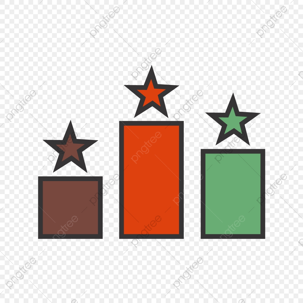 Rankings Line Filled Icon, Ranking, Rankings, Stars PNG and.
