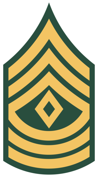 Us army ranks clipart.