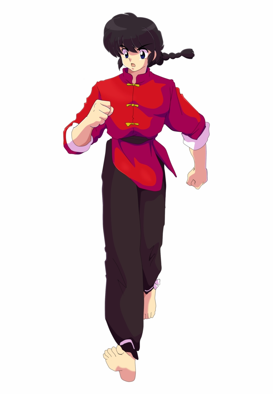 Ranma Saotome Png, Transparent Png Download For Free.
