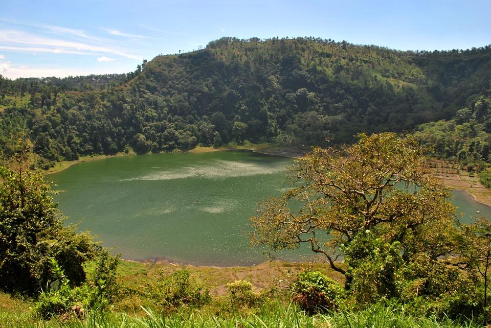 Free photo: Danau, Ranu Bedali, Lumajang.