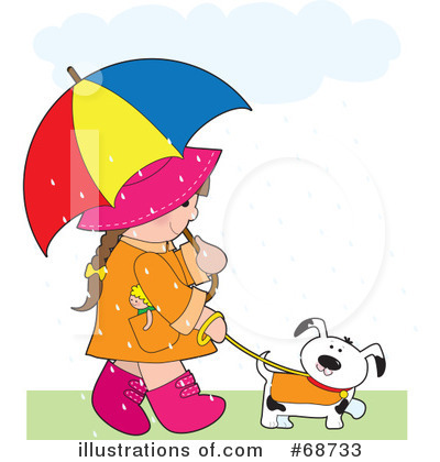 Snow And Rain Clipart.