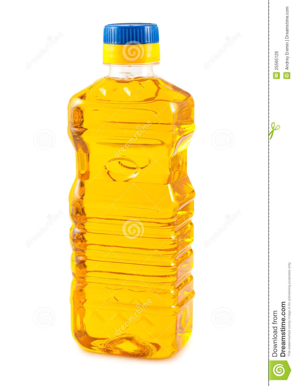Oil Bottle Clipart.