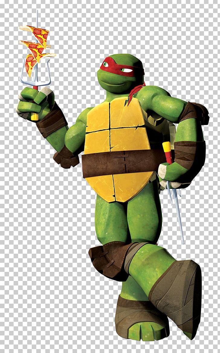 Raphael Michelangelo Leonardo Splinter Donatello PNG.