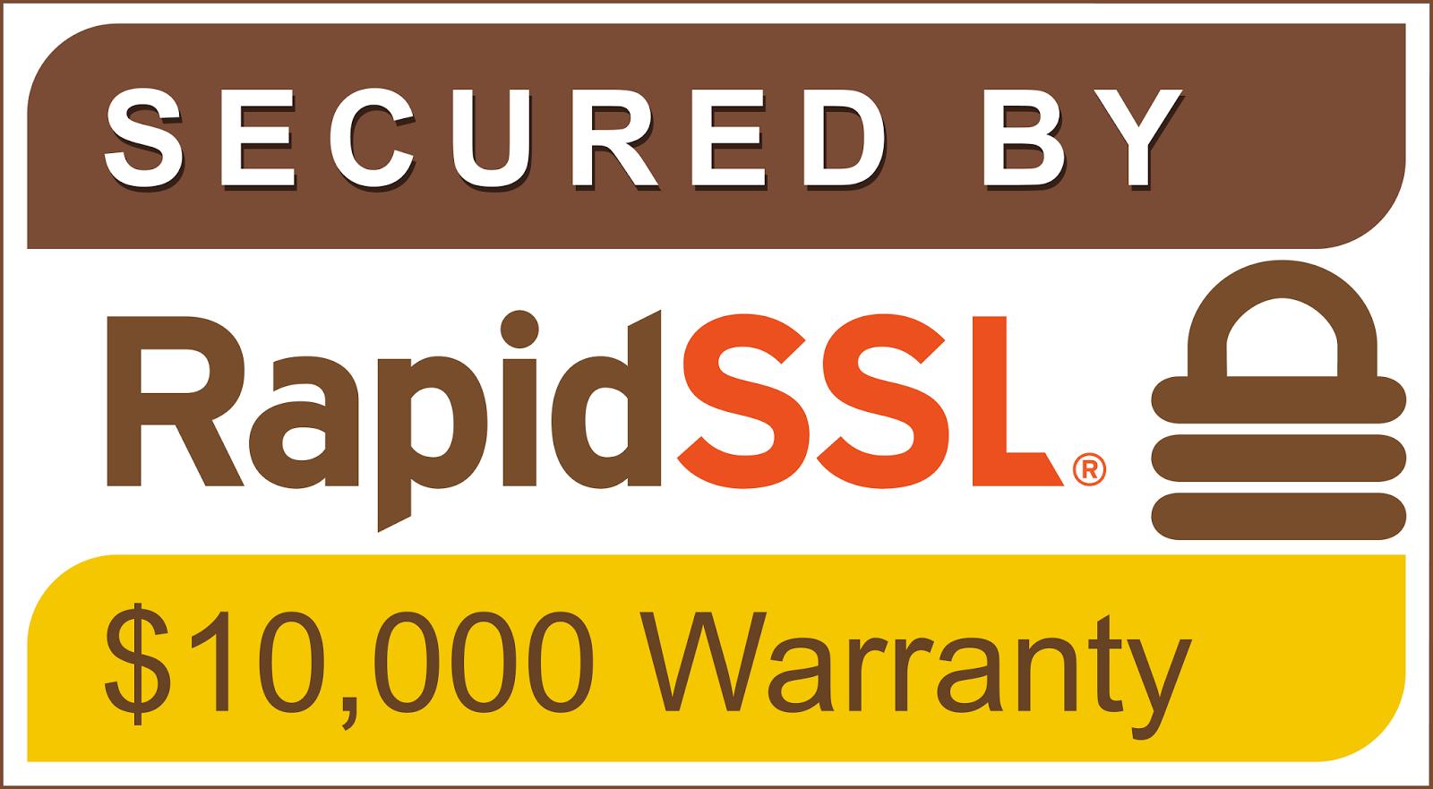 RapidSSL SSL Certificates.