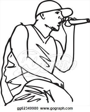 Rapper Clipart.