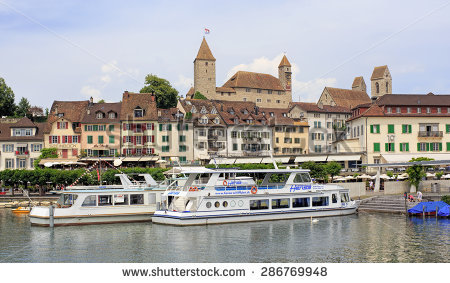Rapperswil Stock Photos, Royalty.
