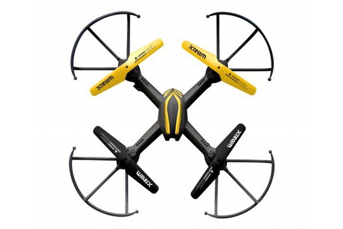 Swann Raptor Eye Quadcopter with 720p Camera.
