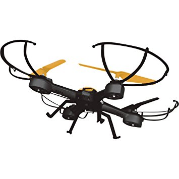 Amazon.com: Xtreem Raptor Eye Quadcopter Drone.