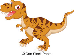 Raptor dinosaur clipart.