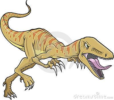 Raptor Clipart.