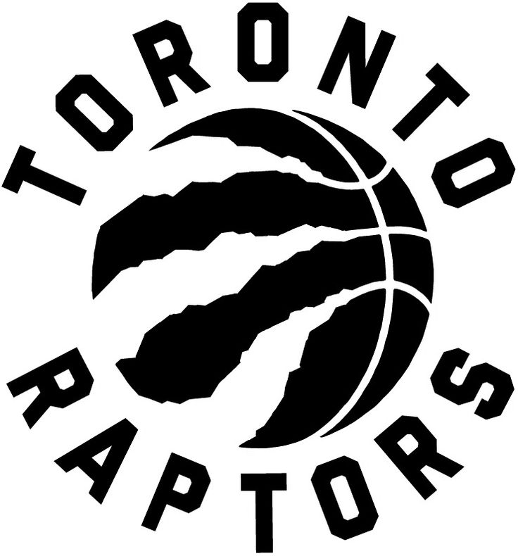 Raptor team logo clipart.
