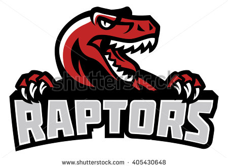 Raptor head clipart.