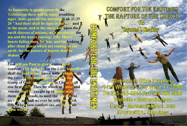 Teaching & Sermons CDs by Raymond L Shockley, Revelation, Daniel.