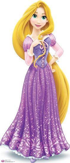 Rapunzel PNG Clipart Picture.