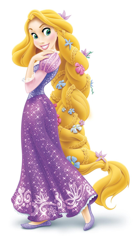 Rapunzel PNG Clipart.