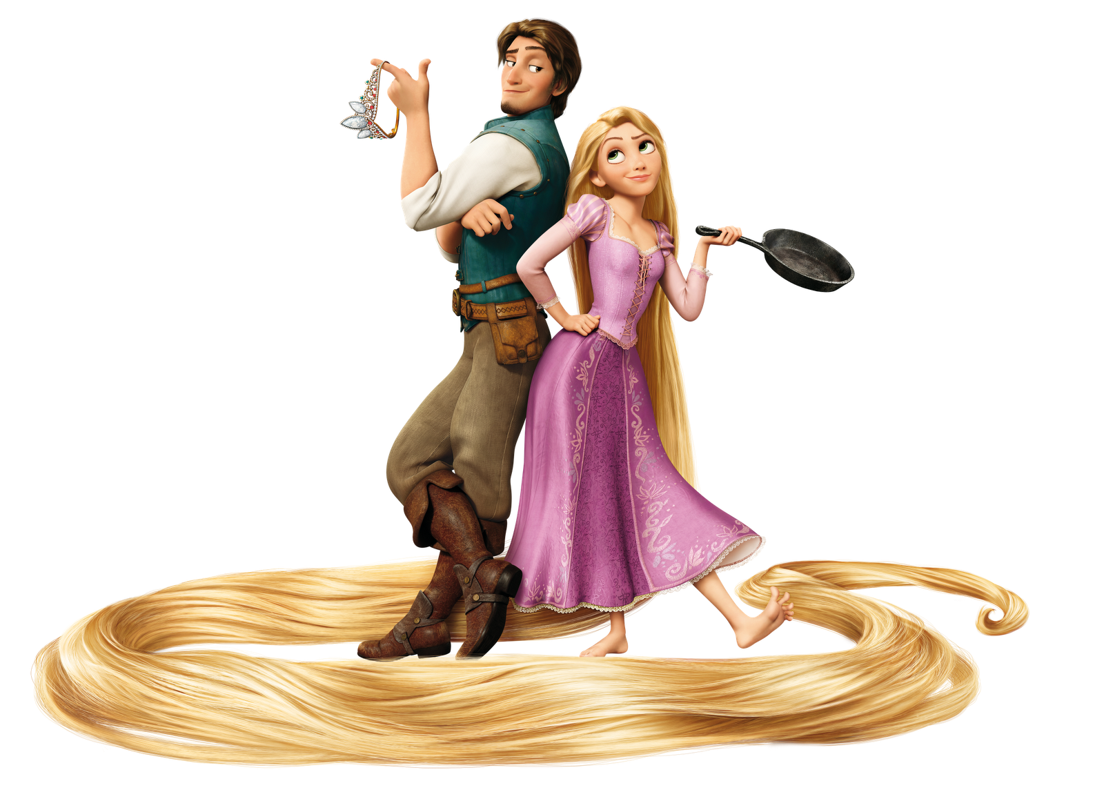 Tangled Clipart For Desktop.