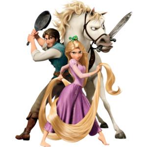 Tangled / Rapunzel.