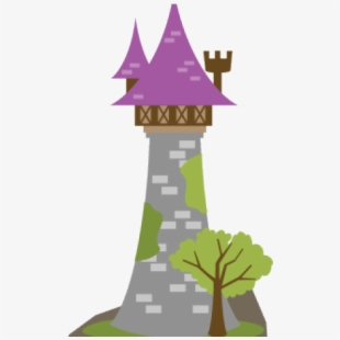 Rapunzel Tower Clipart 4 By Kimberly.