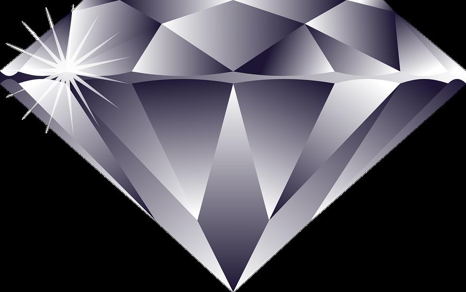 Free photo Shiny Jewel Expensive Rare Gem Precious Diamond.