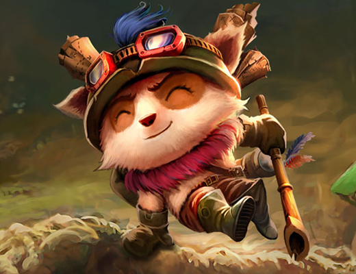 Tales from the Rift: The Teemoing.