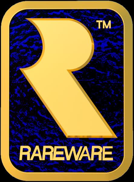 Rareware logo.