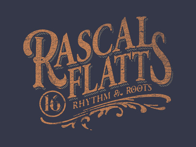 Rascal Flatts designs, themes, templates and downloadable.
