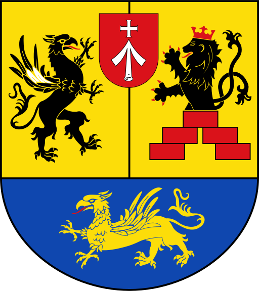 Coat of arms of Vorpommern.