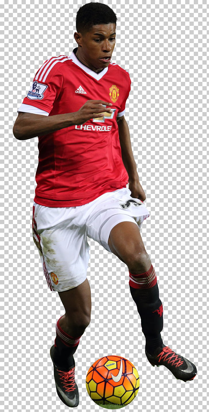 Marcus Rashford Manchester United F.C. Football player.