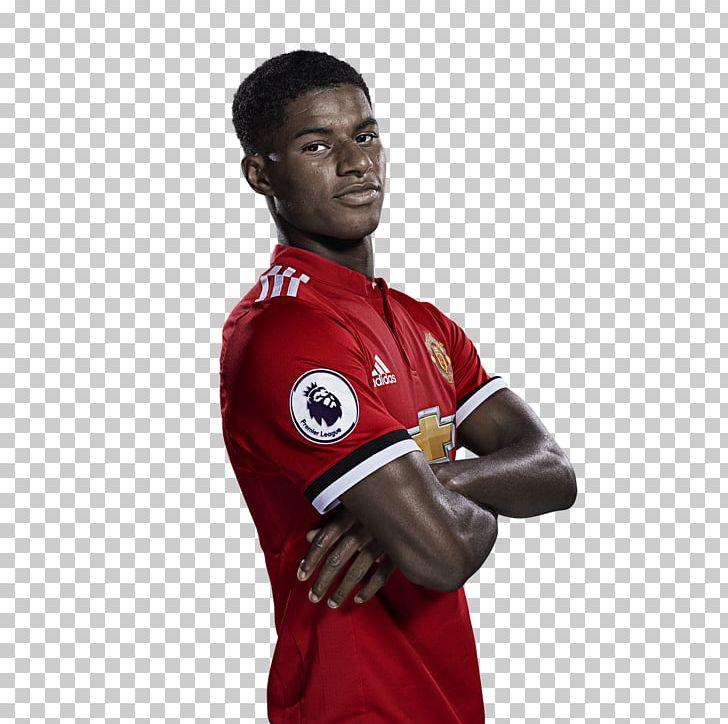 Marcus Rashford Manchester United F.C. Jersey 2017.