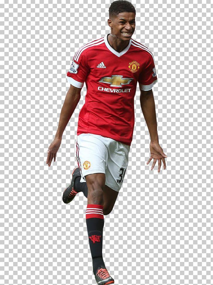 Marcus Rashford Football Player Sport T.