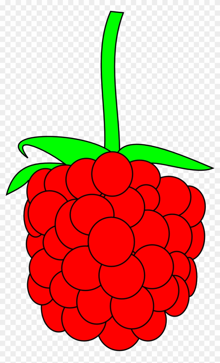 Raspberry Png Clipart.
