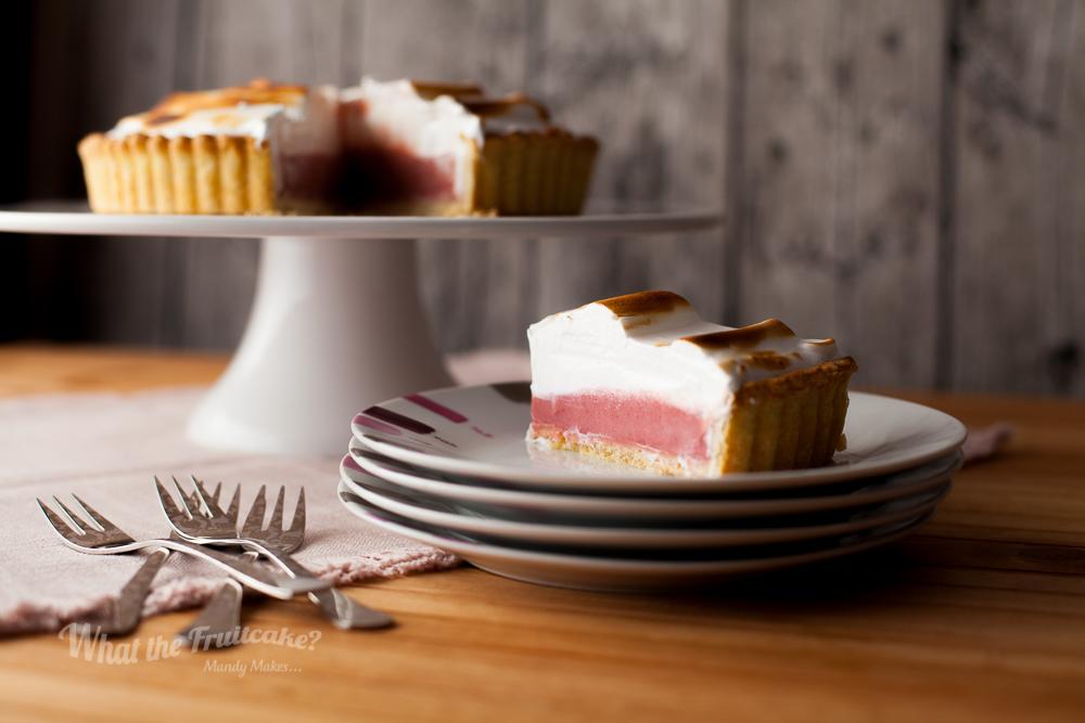 Raspberry Meringue Pie — What the Fruitcake?!.