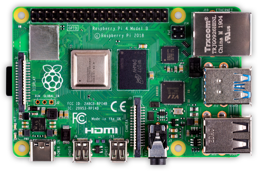 Teach, Learn, and Make with Raspberry Pi.