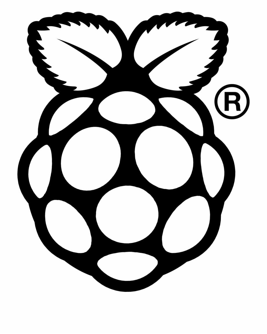 Pi Drawing Pencil Vector Raspberry Pi Logo.