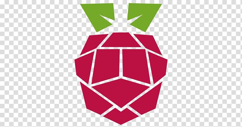 Raspberry Pi Booting Logo Raspbian, piña colada transparent.