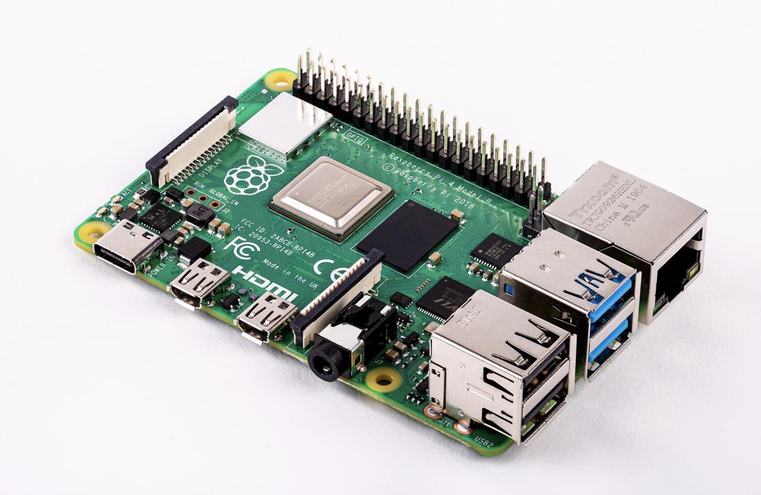 Raspberry Pi 4 boosts performance, keeps $35 starting price.