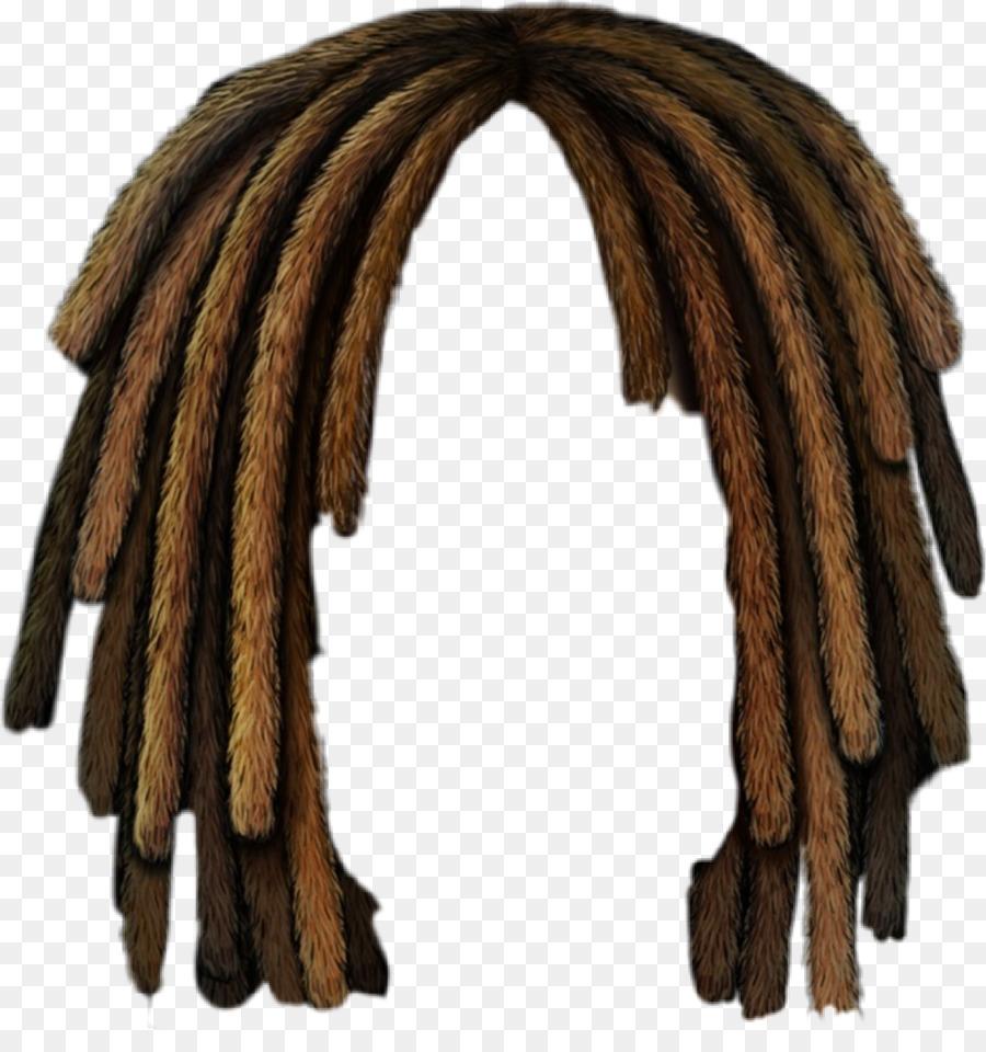 Dreadlocks Wig Hair Portable Network Gra #497890.