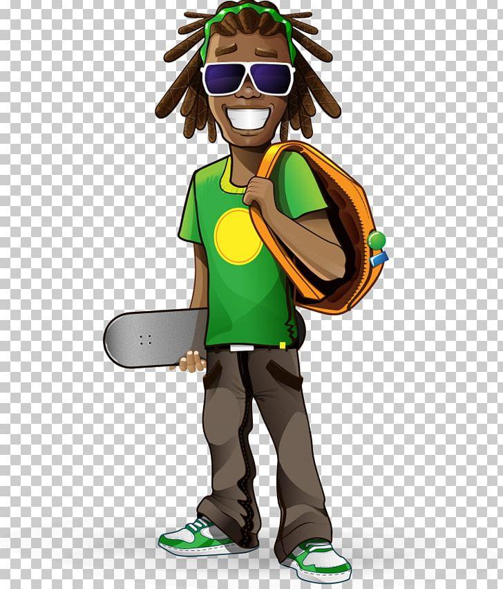 Rastafari Cartoon Rastaman Graphics Drawing PNG, Clipart.
