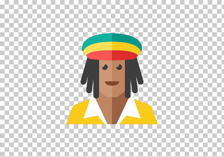 Computer Icons Rastafari , Rastafarian PNG clipart.