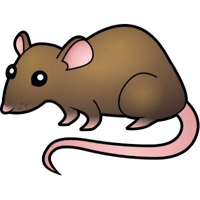 Clip art cartoon rats abtd.