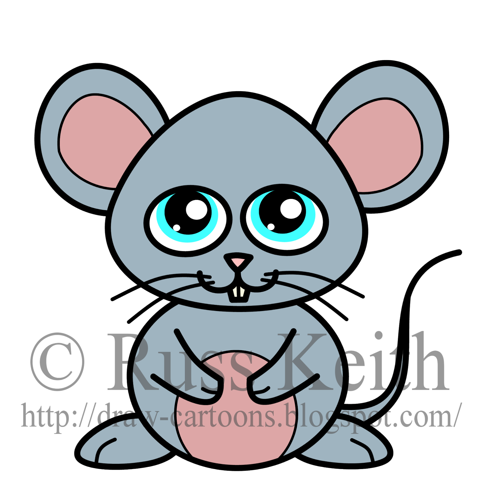 Mouse clipart easy, Mouse easy Transparent FREE for download.