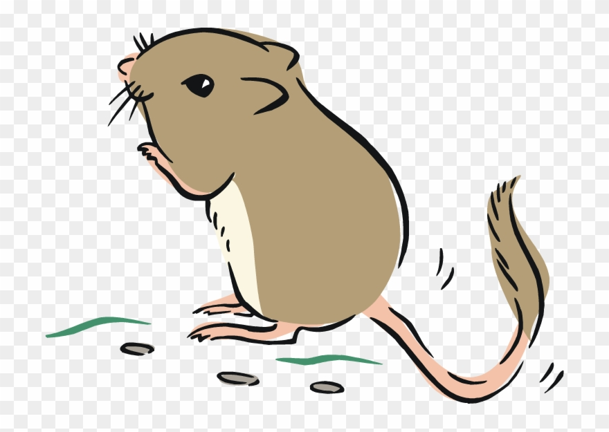 Zodiac Clipart Rat.