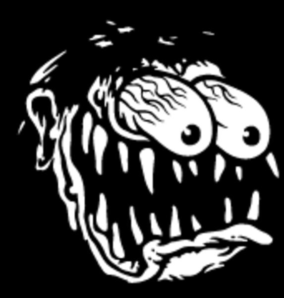 Rat Fink clipart monster #17.
